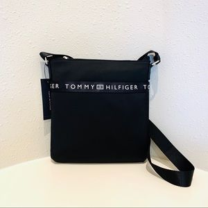 Tommy Hilfiger Black Crossbody Bag/OS/NWT